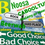 Puzzle 05: Which will Beerwah choose to be like? Maleny Noosa or Caboolture?