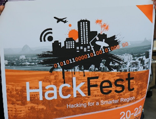 Hackfest Sunshine Coast 2015