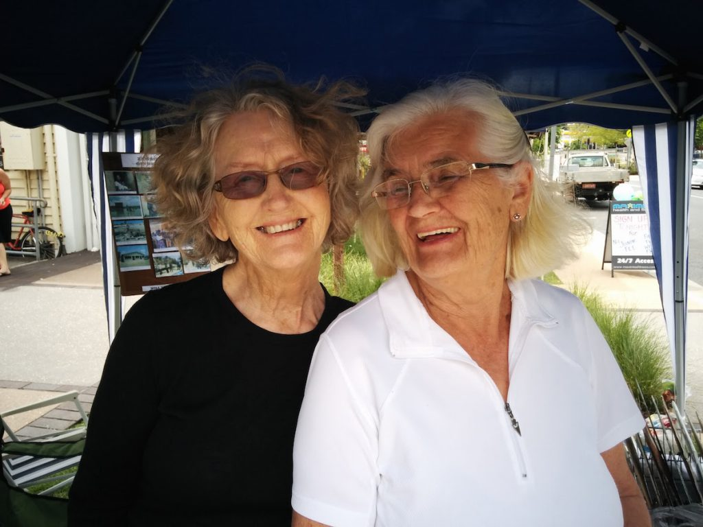 Local Church Ladies Beerwah Street Party 2015