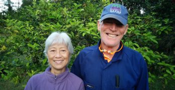 Meet Les and Marji Nicholls from Sandy Creek Organic Farm