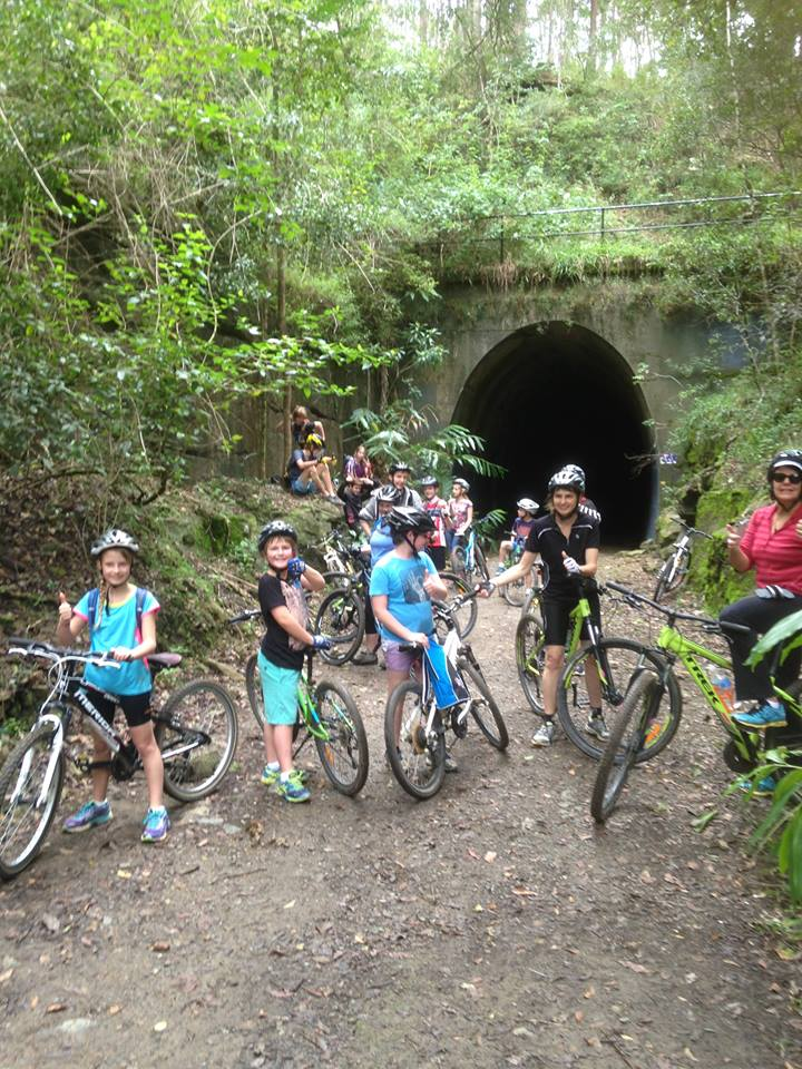 Mooloolah Ride Eleven Hills Adventure