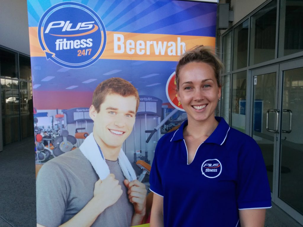 Plus Fitness Beerwah Street Party 2015