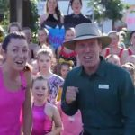 People of Beerwah tell Bindi how proud they are of her achievements in Dancing with the Stars