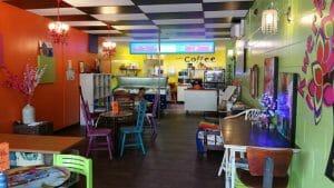Inside Kwerky Cafe (Kwerky Cafe)